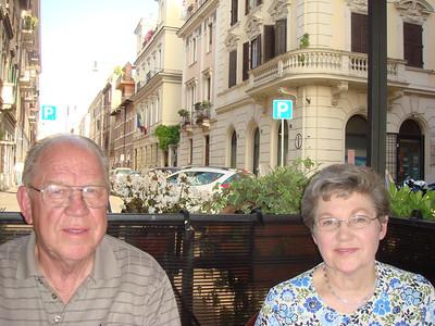 2009 - May Rome Brian's