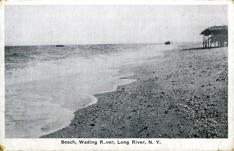 Beach, Wading River