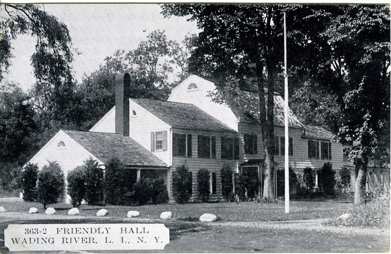 Friendly Hall