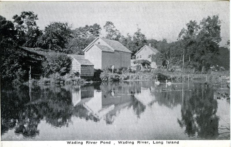 Wading River Pond