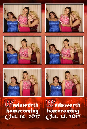 Wadsworth Home Coming 2017