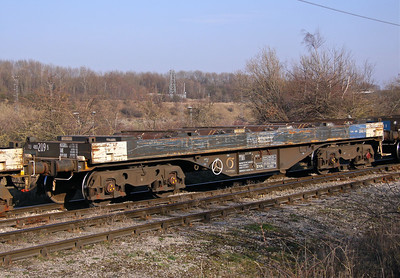BVA 950002 at Tinsley Park, 12/03/14.