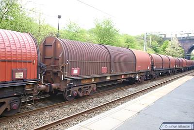 6M47 05:45 Toton Yard to Wolverhampton Steel Terminal (Tame Bridge Parkway)