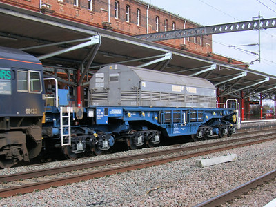 United Kingdom Registered Wagons & On-Track Plant