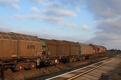 JSA - VTG 3063 @ Severn Tunnel Junction