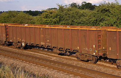 MBA  500056 with buffers.  carrying scrap metal