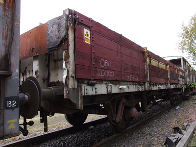 OBA - 2 Axle Open Wagon