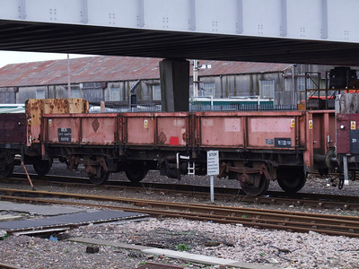 OCA - 2 Axle Open Wagon