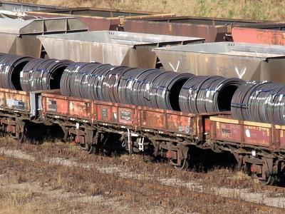 SEA - 2 Axle Open Plate Wagon