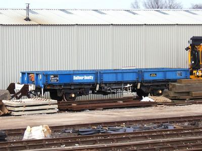 SPA - 2 Axle Open Plate Wagon