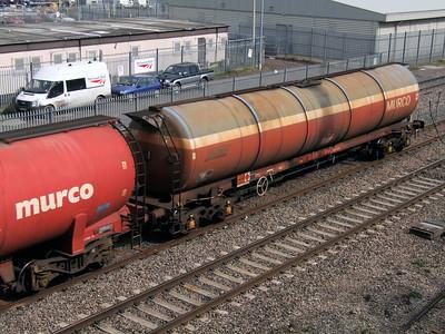 TDA - 90 ton Bogie Petroleum Tank Wagon