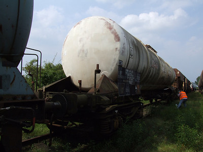 TIX - Bogie International Registered Tank Wagon