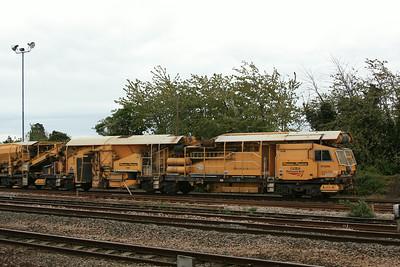 YDA DR92286 @ Fairwater Yard, Taunton