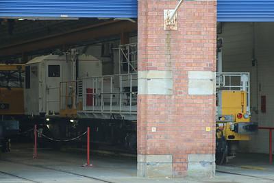 DR98012 @ York Leeman Road Works