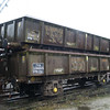 All PNAs were stacked like this through the yard. Here 3806 sits in 3769 in Booths Rotherham on 22nd December 2012