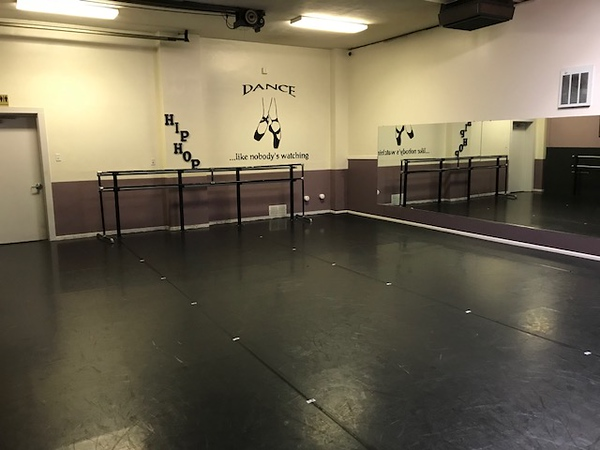 Dance Studio Tenant @  416 W. Kings Highway