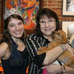 KDF Princess Andi Dahmer, Deb Rayman and Sassy.