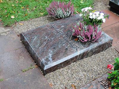 Urnenvollabdeckung Granit