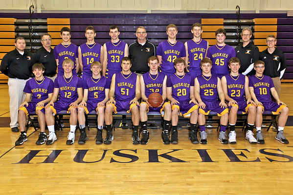 Boys BB Team Picture, Feb. 2014