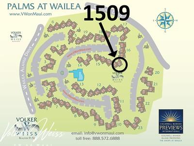 Palms At Wailea 1509