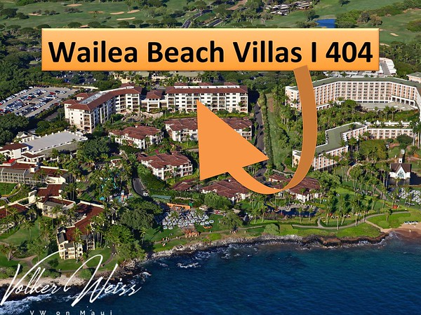 Wailea Beach Villas I404