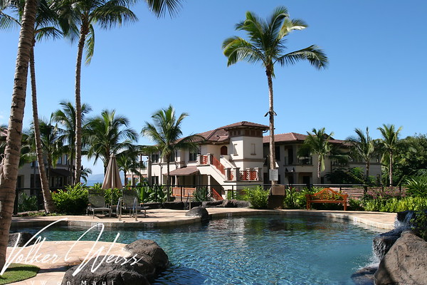 Wailea Beach Villas - Pools & Recreation Areas