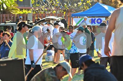 02-20-10 Kilohana Long Distance Canoe Race