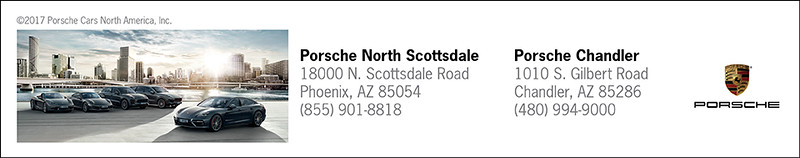Our Phoenix Area Porsche Dealers are Open!