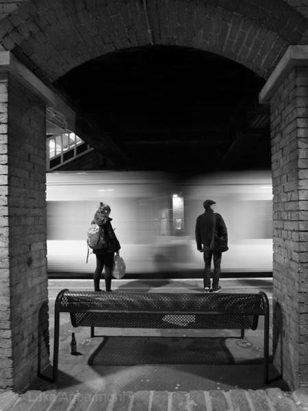 Denmark Hill Station
