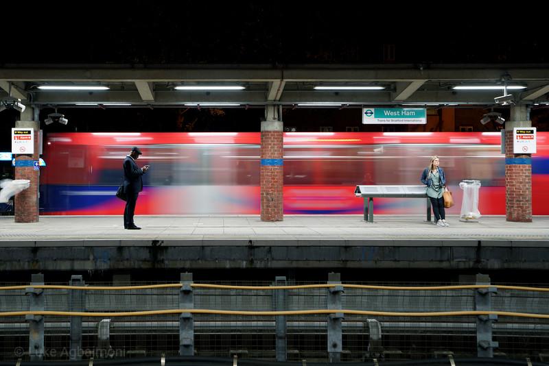 West Ham Station