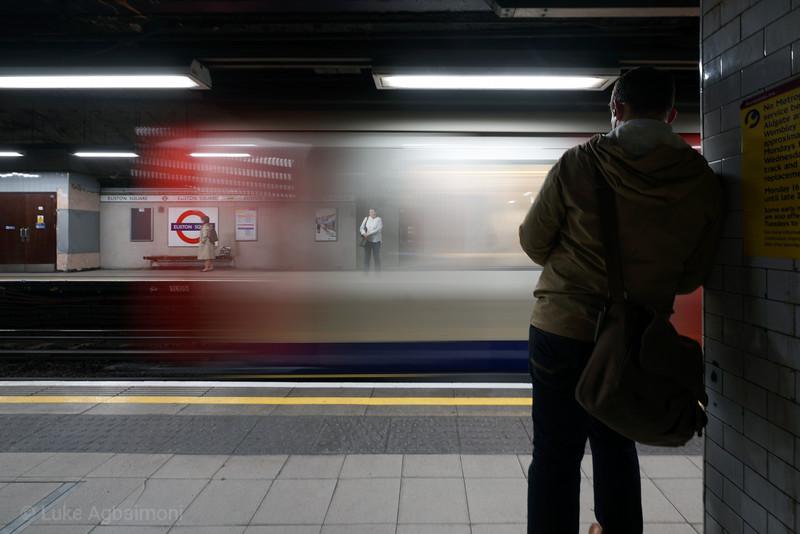 Euston Square Station