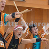 A High Energy Moment During Taiko Drumming, Wakamatsu150