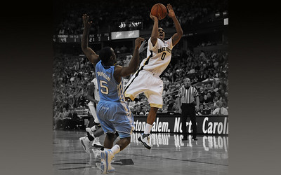 Teague scores over Lawson wallpaper 1280X800