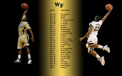Basketball wallpaper-schedule 1680X1050