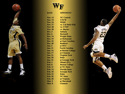 WF Basketball wallpaper 1024X768