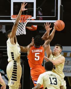 Deacon defense