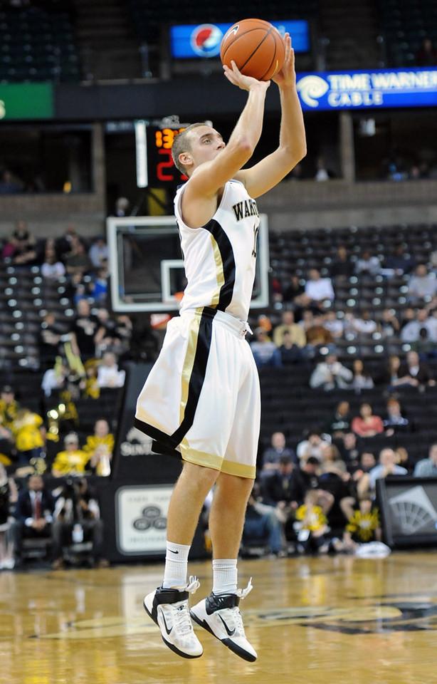 Chase Fischer 3 pointer