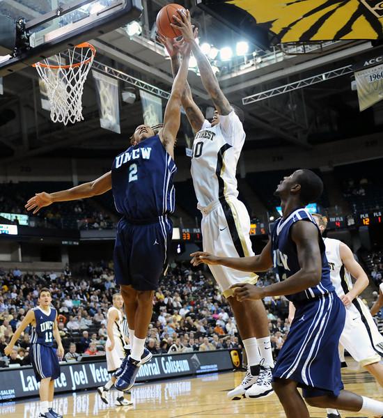 Ty Walker rebound