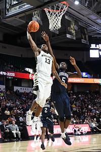 Bryant Crawford breakaway dunk