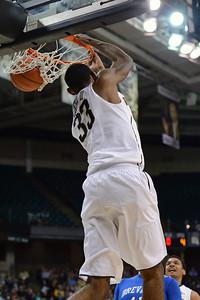 Aaron Rountree reverse dunk