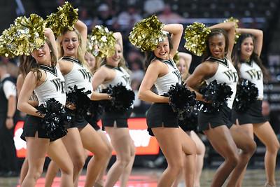 Deacon dance team