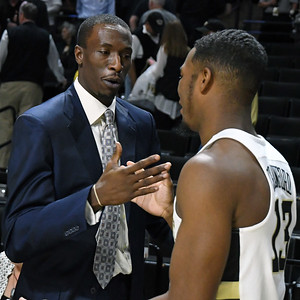 Coach Josh Howard Bryant Crawford