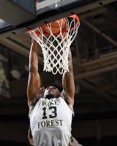 Bryant Crawford dunk