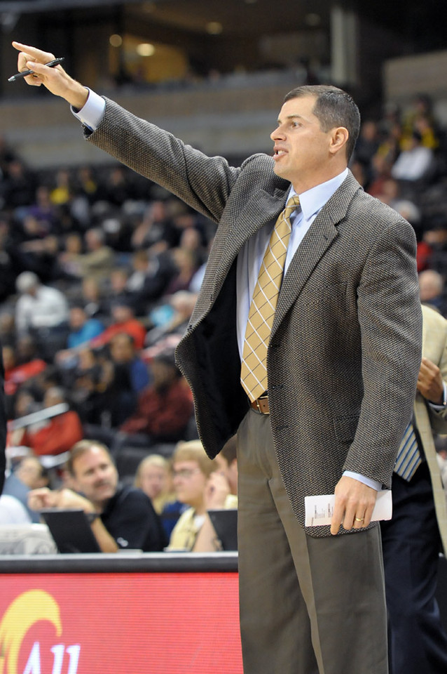 Coach Rusty LaRue