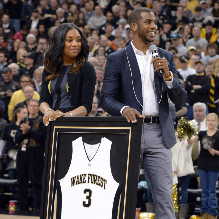 Chris Paul number retirement 06