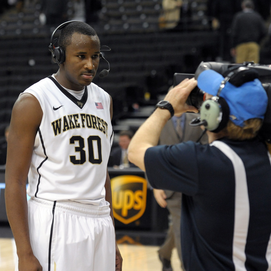 Travis McKie interview