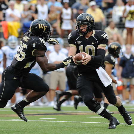 Wake Forest Football 2012