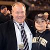 Steve Shutt and son Javi