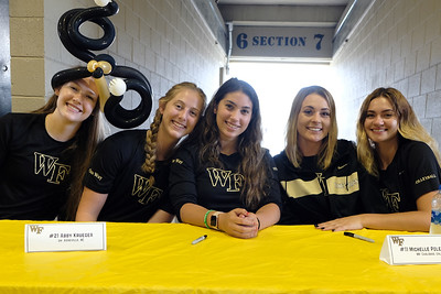 Wake Forest Volleyball 02
