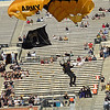 Golden Knights Army parachute team 04